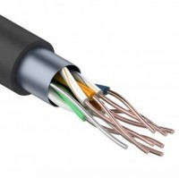 Кабель F/UTP outdoor 4x2x24 AWG cat5e (0,51)
